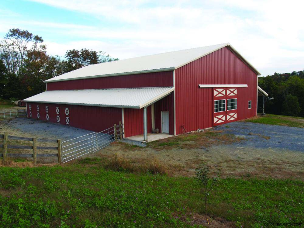 Pole barn kits prices durability everything metal for Metal house kits prices